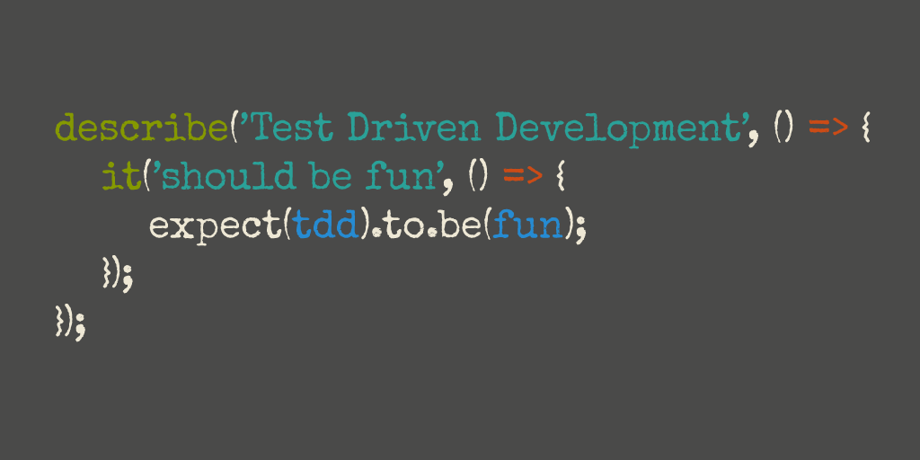 Tdd should be fun 1024